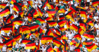 Эмоции зашкаливают: матч Германия – Мексика собрал аншлаг