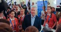 Собянин открыл пресс-центр ЧМ-2018 для неаккредитованных журналистов