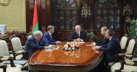 Лукашенко поблагодарил Грефа за инвестиции в Беларусь