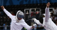 Российские шпажисты завоевали золото на чемпионате Европы