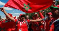 Фанаты из Марокко превзошли португальцев перед матчем