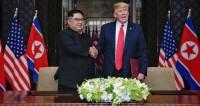 Трамп верит КНДР, но держит 300 санкций наготове