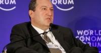 Армен Саргсян предложил французским бизнесменам инвестировать в ЕАЭС