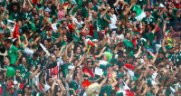 Как болельщики встретили поражение Германии от Мексики на ЧМ
