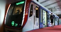 На Калужско-Рижской линии запустили второй метропоезд «Москва»