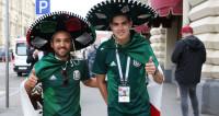 Болельщики в Мехико напоили текилой посла Южной Кореи