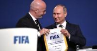 «Спорт вне политики»: Путин заявил о полной готовности России к ЧМ по футболу