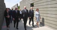 Главы Германии и Австрии почтили память убитых в лагере Тростенец