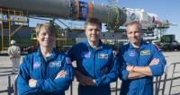 На МКС отправится ракета «Союз» с символами ЧМ‐2018