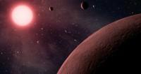 Астрономы открыли звезды, окруженные облаками из наноалмазов