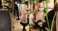 В Душанбе запретили оплачивать общественный транспорт наличными