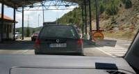 Затор на границе Беларуси и России задерживает болельщиков