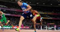 Россиянин Шубенков выиграл забег с барьерами на этапе Мирового вызова