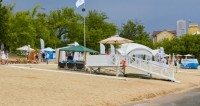 В Москве реконструируют семь зон отдыха у воды