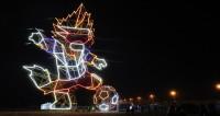 На страже света: в Калининграде появился «электрический» Забивака