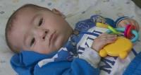 Маленькому Ибрагиму из Таджикистана срочно нужна операция на сердце
