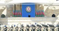 100 лет ВС: в Баку прошел военный парад