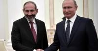 Путин отметил стратегический характер отношений России и Армении