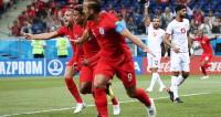 Англичане поддерживают свою сборную в московских пабах