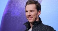 Звезда «Шерлока» Камбербэтч не дал в обиду курьера у Бейкер-стрит