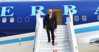 Президент Азербайджана прибыл в Москву на игры ЧМ-2018