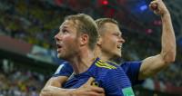 Москвичи следят за матчем Германия – Швеция в спорт-барах