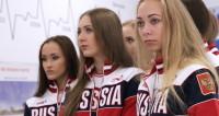 Российские гимнастки завоевали золото ЧЕ в командном турнире