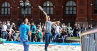 Спорт, музыка и звезды футбола: как Москва праздновала День России (ФОТО)