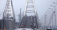 Новый рекорд интенсивности движения установлен на Крымском мосту