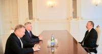 Алиев и глава Совбеза Беларуси обсудили безопасность и экономику