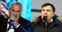 Меладзе и Саакашвили – два таких разных грузина