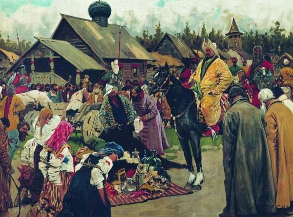 Монгольская Русь: мифы и реальность