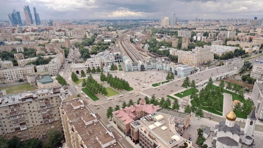 Понятней и наглядней: в Москве начали менять вид «выделенок»
