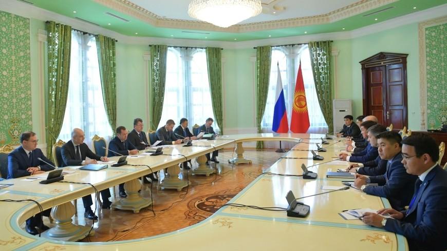 Медведев и Абылгазиев обсудили сотрудничество в энергетике