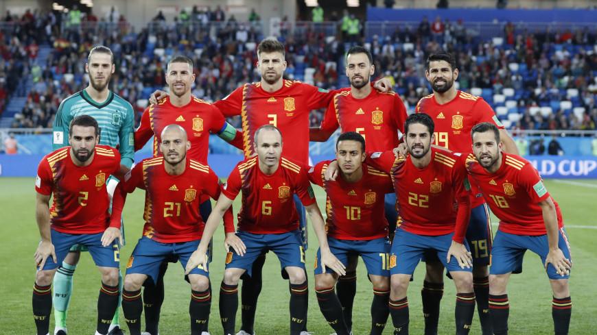 Сборная Испании станет соперником России в 1/8 финала ЧМ по футболу