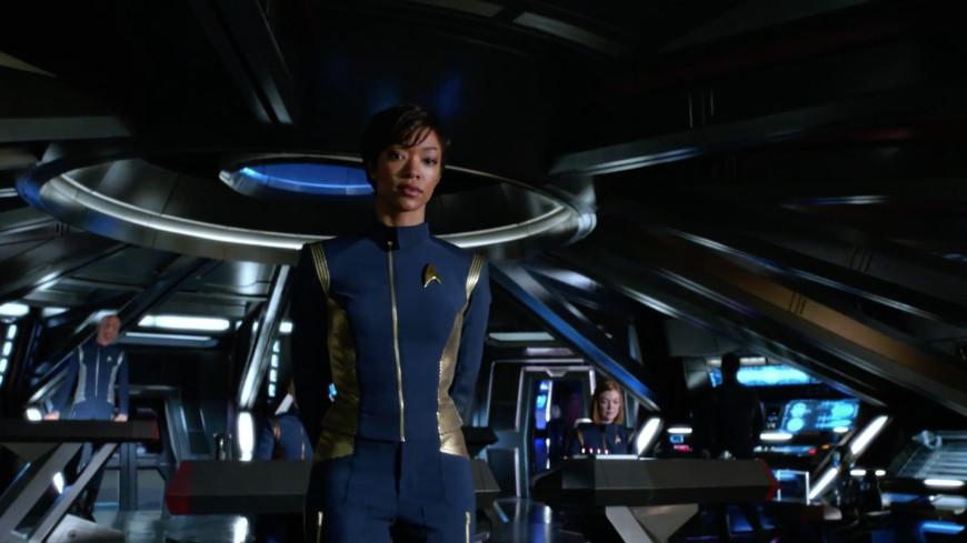 CBS планирует расширить франшизу «Звездный путь»