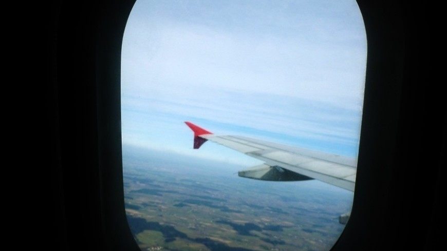 В Барнауле совершил аварийную посадку Superjet 100