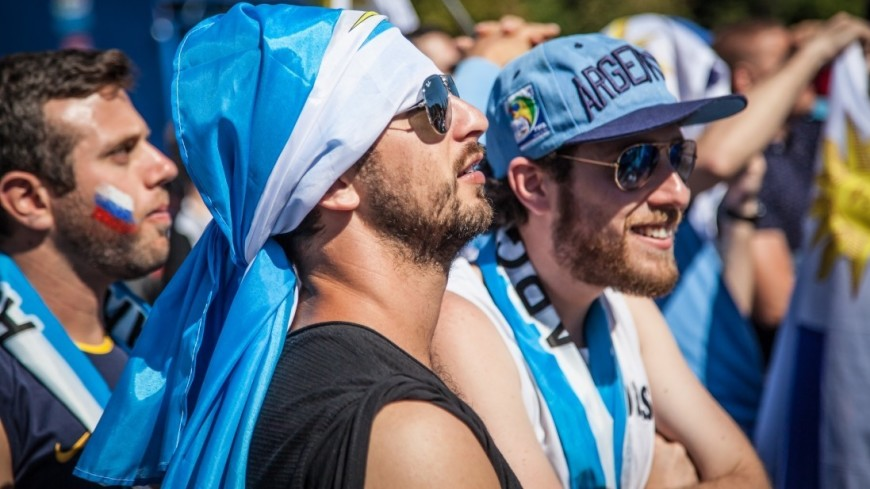 Болельщики сборной Аргентины: Нам нужна одна победа!