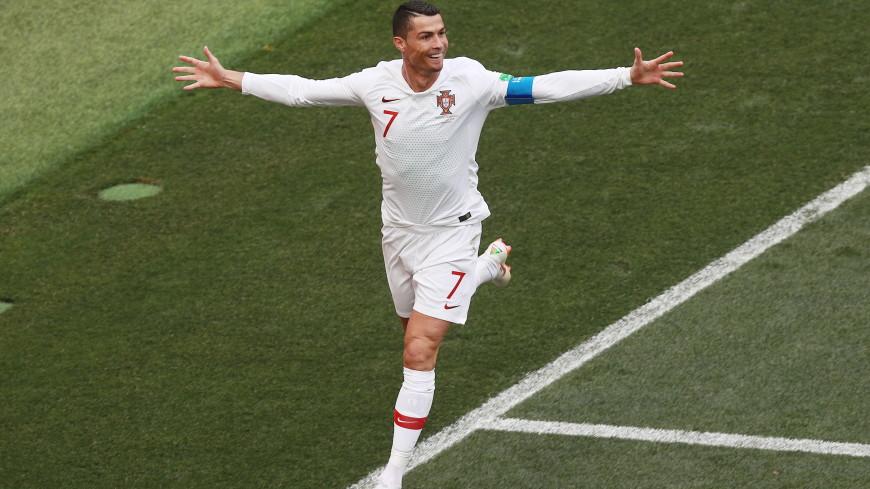 Опять Роналду: Португалия удержала победу в матче с Марокко