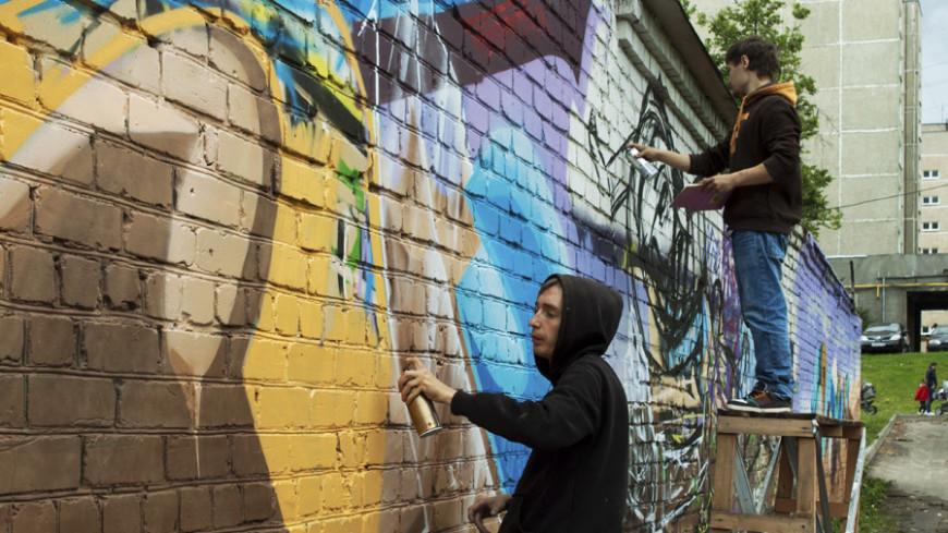 Граффити и стрит-арт: как язык гетто проник в музеи