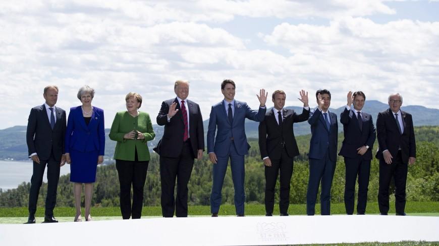 Как здорово, что все мы здесь: лидеры G7 поговорят у костра