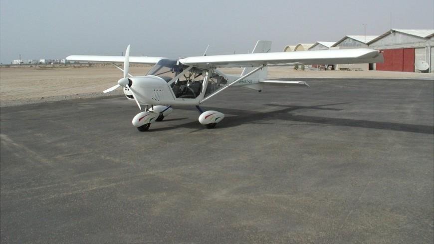 Пилот пострадал при неудачной посадке самолета в Красноярском крае