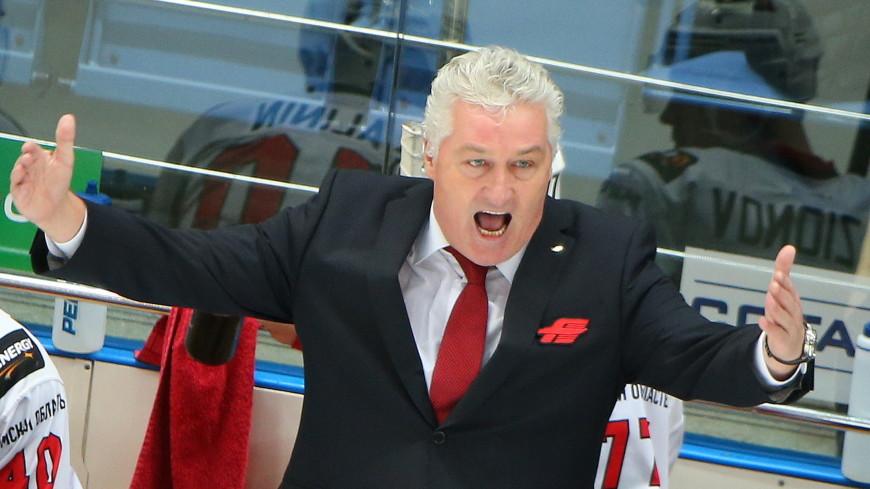 Бывший тренер хоккейного «Спартака» возглавил сборную Чехии
