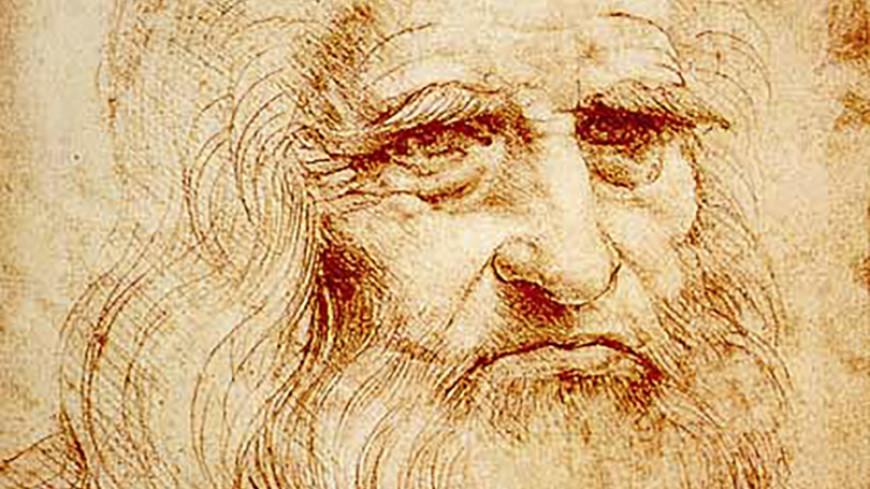 В Риме впервые представили самую раннюю картину Леонардо да Винчи