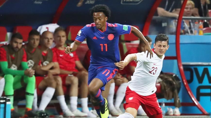 Колумбия лишила сборную Польши шансов на выход из группы