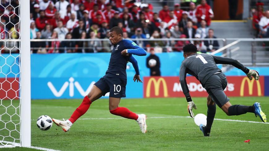 Франция обыграла Перу и вышла в 1/8 финала