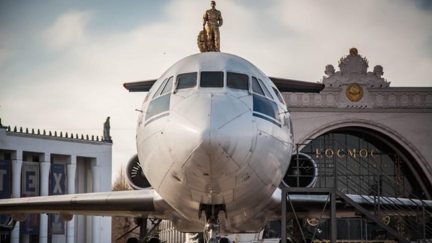 В центре «Космонавтика и авиация» на ВДНХ откроется выставка о павильоне «Космос»