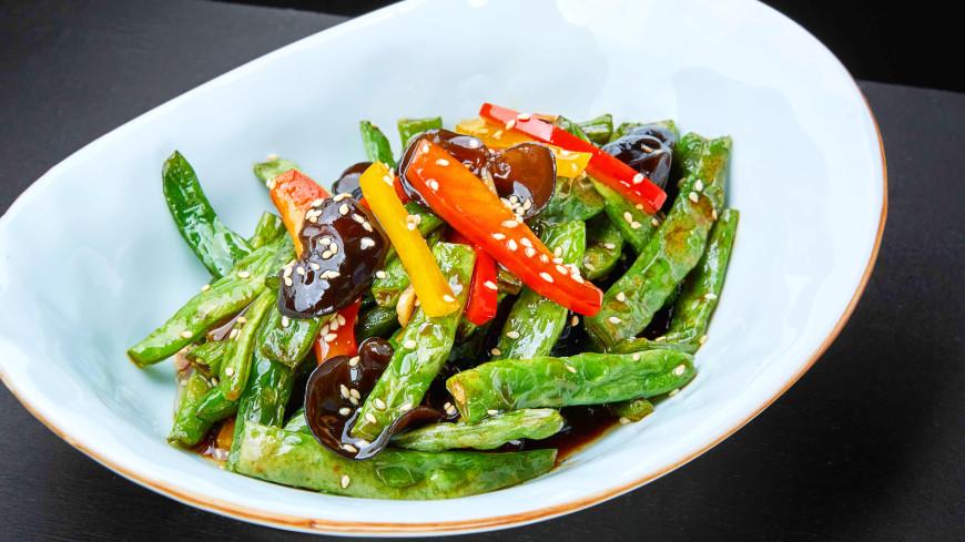 Как в ресторане: летняя зелень и другие витамины