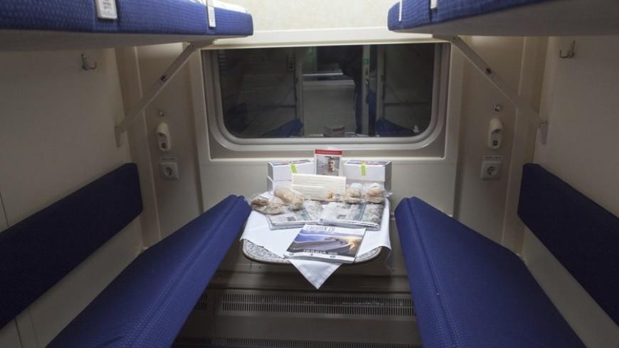 Дети в поезде Екатеринбург-Анапа могли отравиться из-за инфекции
