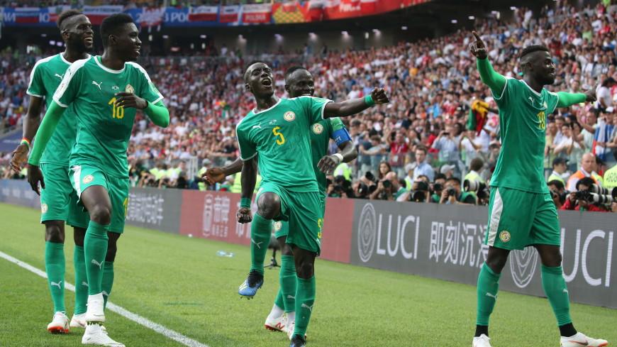 Группа-сенсация: поляки проиграли Сенегалу в последнем матче тура
